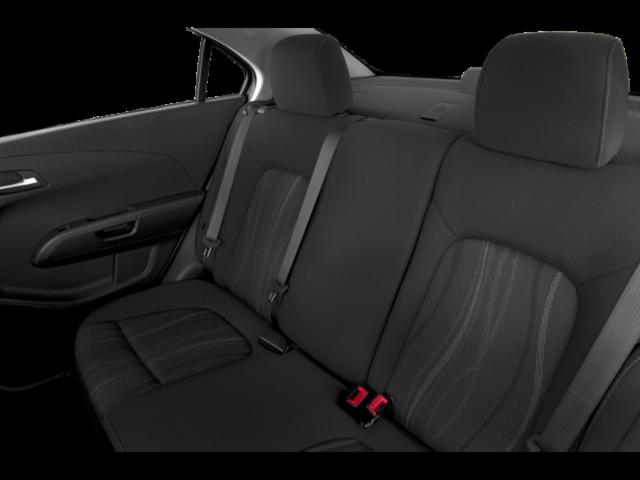 New 2018 Chevrolet Sonic LT