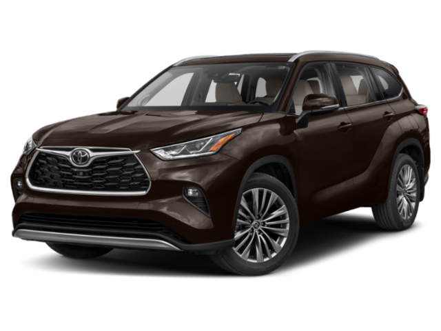 2021 Toyota Highlander Limited FWD (Natl)