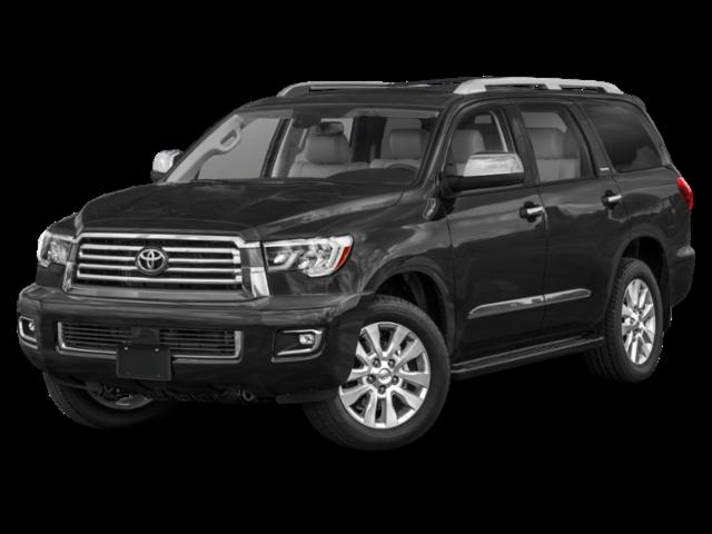 2021 Toyota Sequoia Platinum
