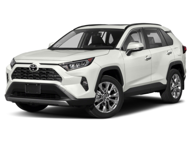 2021 Toyota RAV4 Limited FWD (Natl)