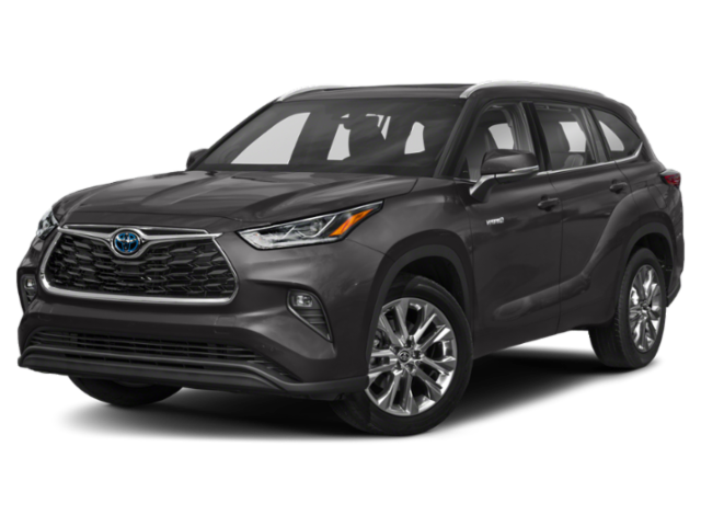 2021 Toyota Highlander Hybrid Limited AWD (Natl)