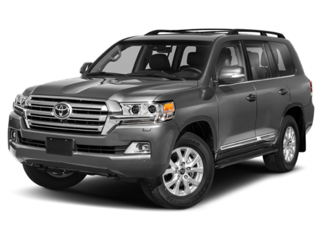 2021 Toyota Land Cruiser LE