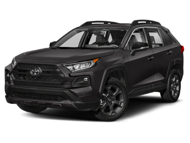 2021 Toyota RAV4 TRD Off Road AWD (Natl)