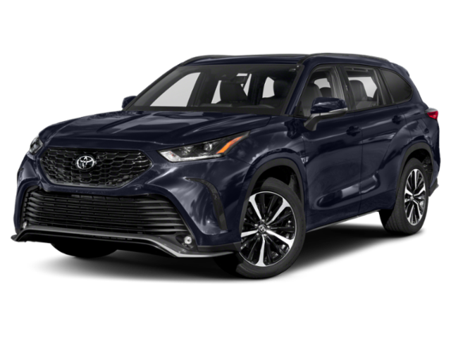 2021 Toyota Highlander XSE AWD (Natl)