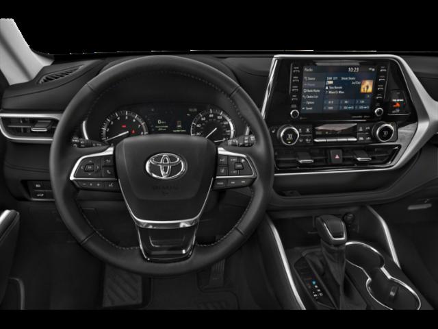 New 2021 Toyota Highlander XLE AWD (Natl)