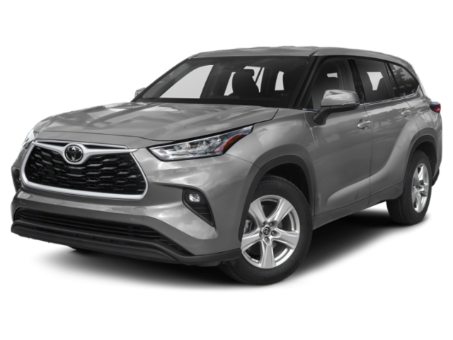 2021 Toyota Highlander LE AWD (Natl)