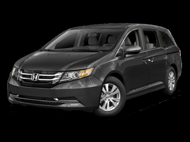 2017 Honda Odyssey EX-L 4D Passenger Van