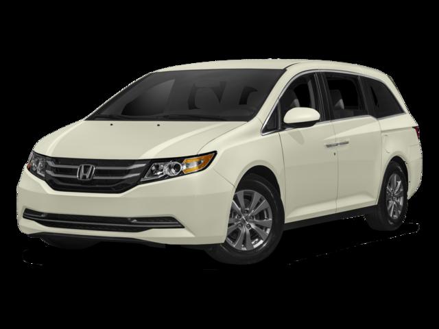 2017 Honda Odyssey SE 4D Passenger Van