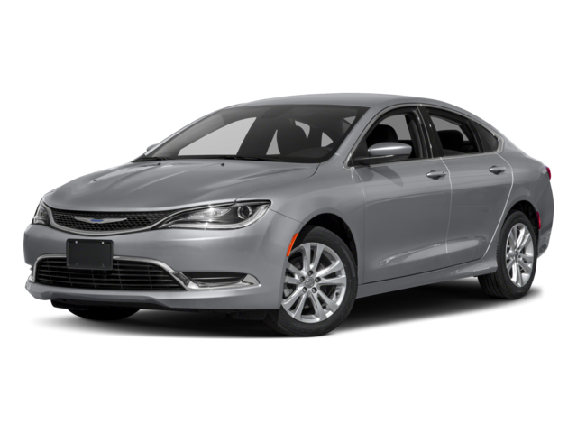 2017 Chrysler 200 Limited 4D Sedan