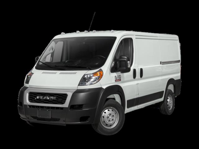 2021 RAM ProMaster 1500 High Roof 136 WB Cargo Van