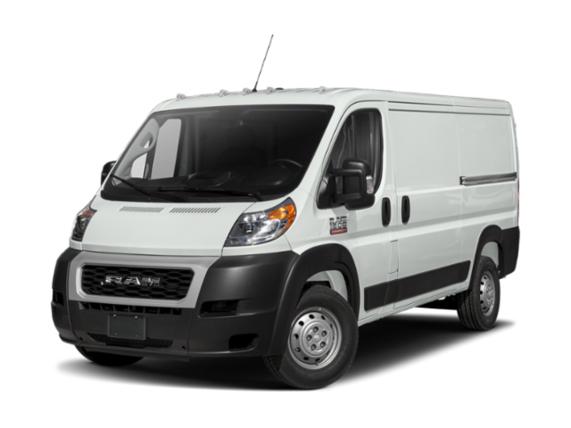 2021 RAM ProMaster Low Roof Cargo Van