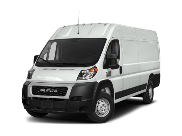 2021 RAM ProMaster High Roof Extended Cargo Van