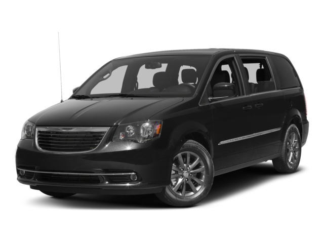 2016 Chrysler Town & Country S 4D Passenger Van
