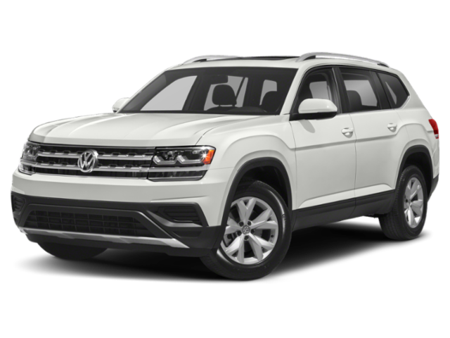 2019 Volkswagen Atlas 3.6 FSI Execline 4 Door SUV