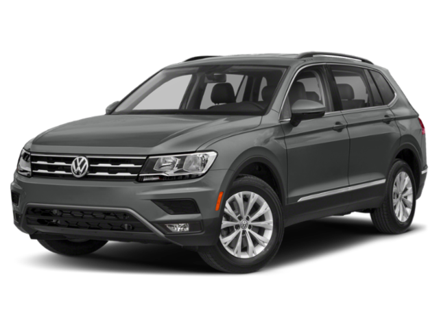 2019 Volkswagen Tiguan Highline 2.0T 8sp at w/Tip 4M Crossover