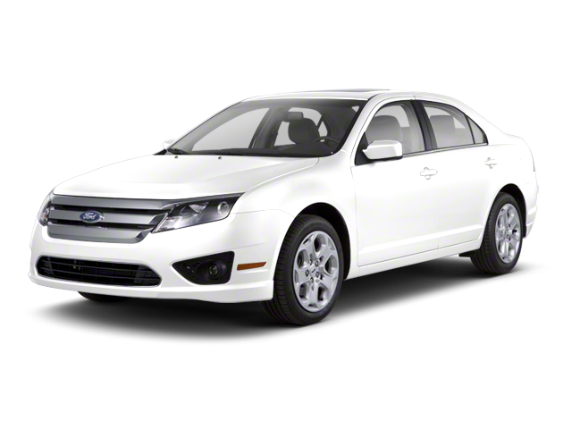 Pre-Owned 2012 FORD FUSION S Sedan 4D
