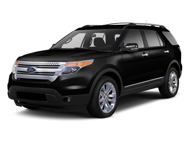 Pre-Owned 2012 FORD EXPLORER BASE FWD