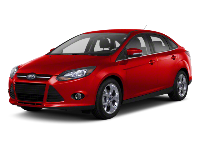 Pre-Owned 2012 FORD FOCUS SE Sedan 4