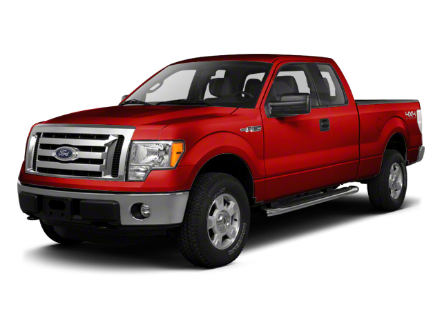 Pre-Owned 2012 FORD F150 FX4 Pickup