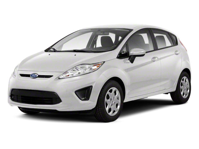 Pre-Owned 2012 FORD FIESTA SE Hatchba
