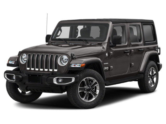 2019 Jeep Wrangler Unlimited Sahara Convertible