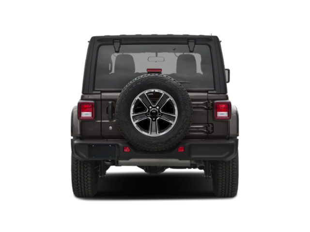 New 2019 JEEP Wrangler 4DR 4WD SPORT