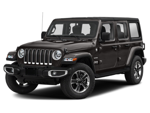 2019 Jeep Wrangler Unlimited Rubicon 4D Sport Utility