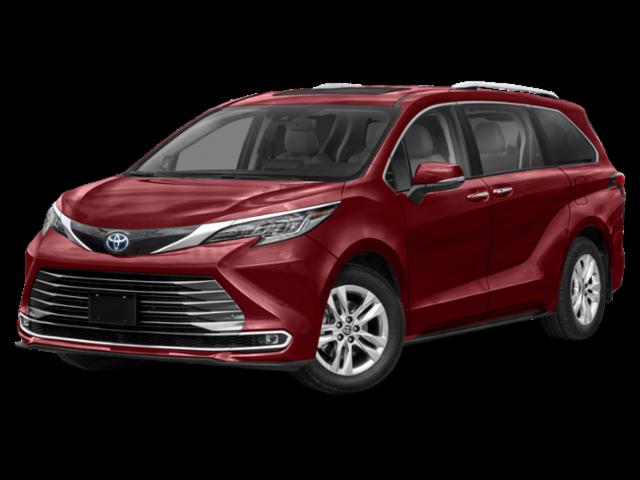 2021 Toyota Sienna XSE 7-Passenger FWD Minivan/Van