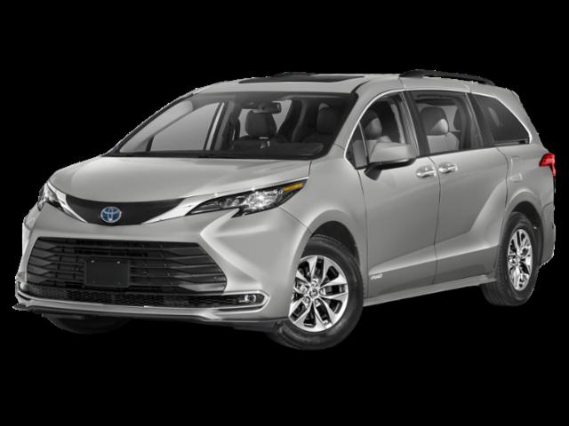 2021 Toyota Sienna XLE FWD 8-PASSENGER (NATL)
