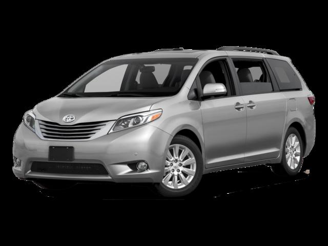 2016 Toyota Sienna XLE 4D Passenger Van