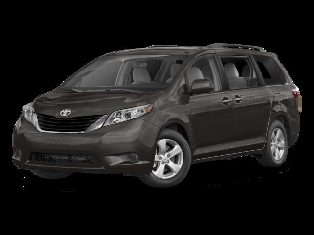 2016 Toyota Sienna LE Mini-van, Passenger