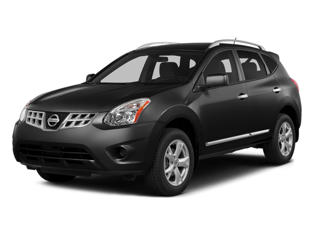 Pre-Owned 2014 Nissan Rogue Select S AWD