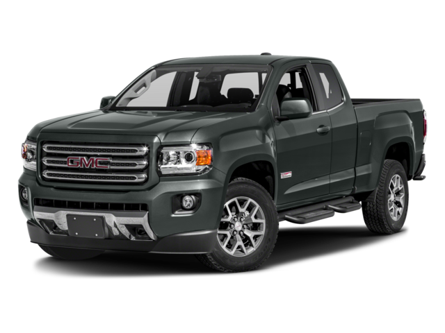 2016 GMC Canyon 2WD SLE Extended Cab Pickup - Standard Bed