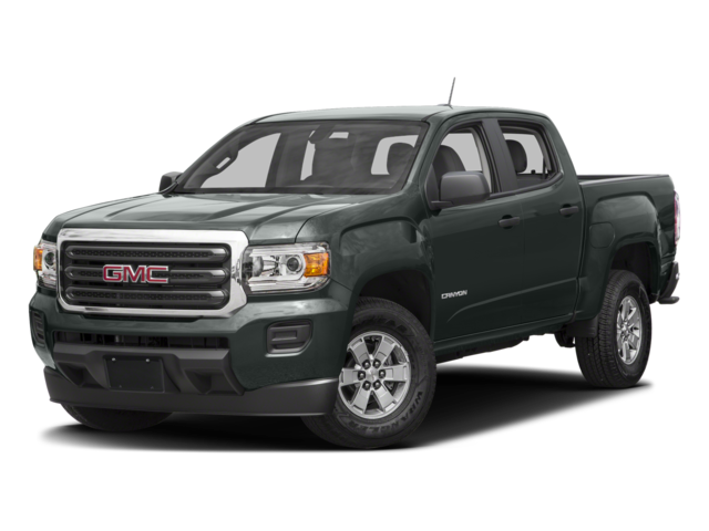 2016 GMC Canyon 2WD Crew Cab Pickup