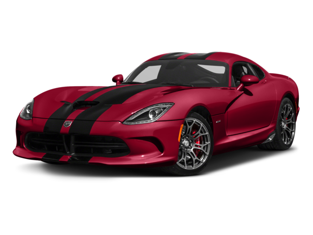 2017 Dodge Viper GTC 2dr Car