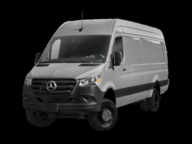 New 2020 Mercedes-Benz Sprinter Cargo 3500