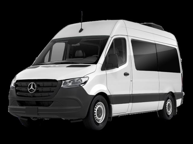 New 2020 Mercedes-Benz Sprinter V6 2500 Cargo 170