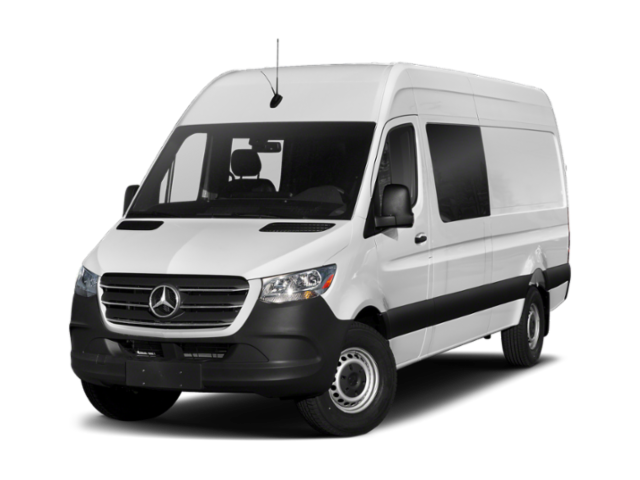 New 2020 Mercedes-Benz Sprinter 2500 Crew Van