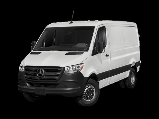 New 2020 Mercedes-Benz Sprinter Cargo 3500XD