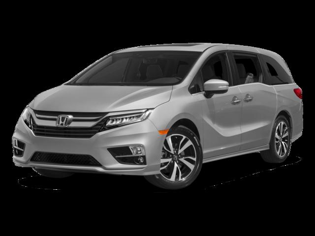2018 Honda Odyssey Elite 4D Passenger Van