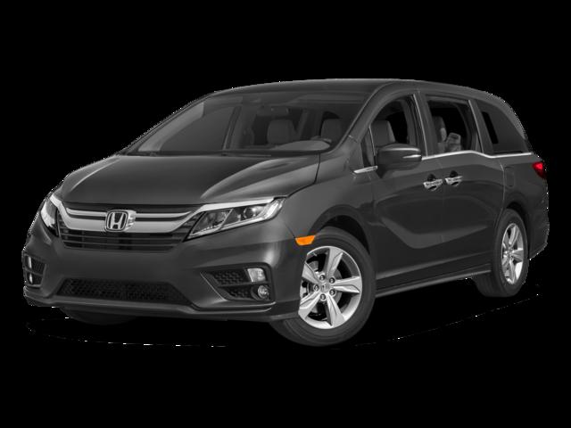 2018 Honda Odyssey EX 4D Passenger Van