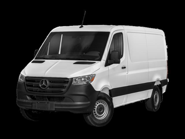 2019 Mercedes-Benz Sprinter 4x4 2500 Cargo 144 Standard Roof V6 Cargovan