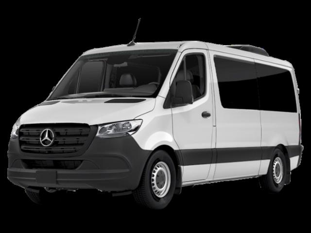 2019 Mercedes-Benz Sprinter Passenger Van Passenger Van 144 in. WB