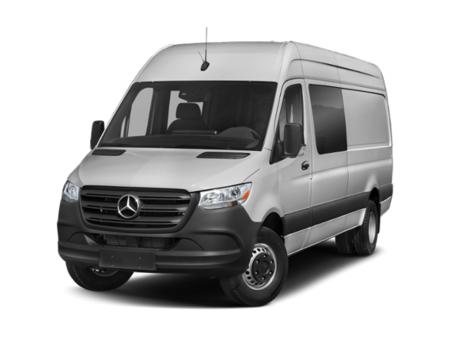 2019 Mercedes-Benz Sprinter 3500 Crew 170 in. WB High Roof