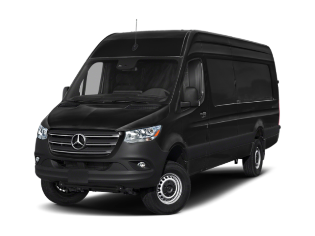 2019 Mercedes-Benz Sprinter Cargo Van High Roof V6 Full-size Cargo Van
