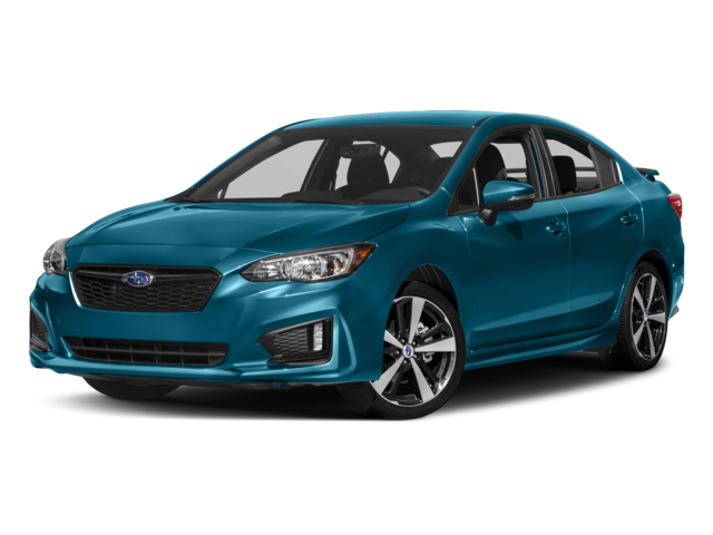 2018 Subaru Impreza 2.0i Sport with Eyesight, Moonroof, Blind Spot Det