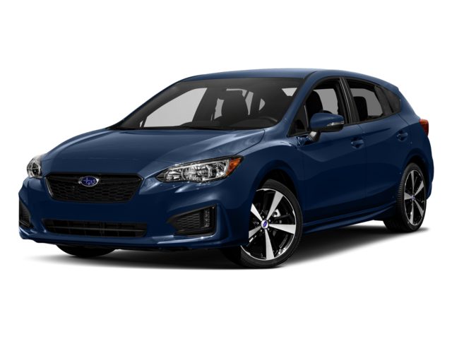 2018 Subaru Impreza 2.0i Sport 5dr with Moonroof, Blind Spot Detection