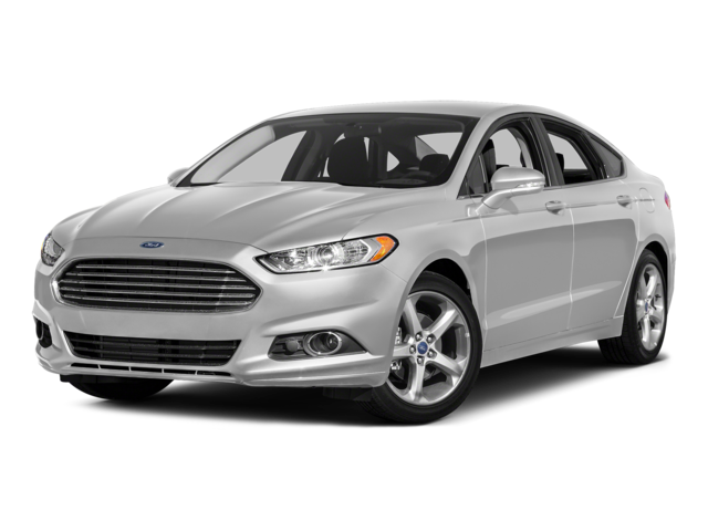 Pre-Owned 2016 FORD FUSION SE Sedan 4