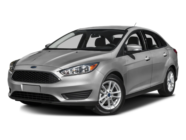 Pre-Owned 2016 FORD FOCUS S Sedan 4D
