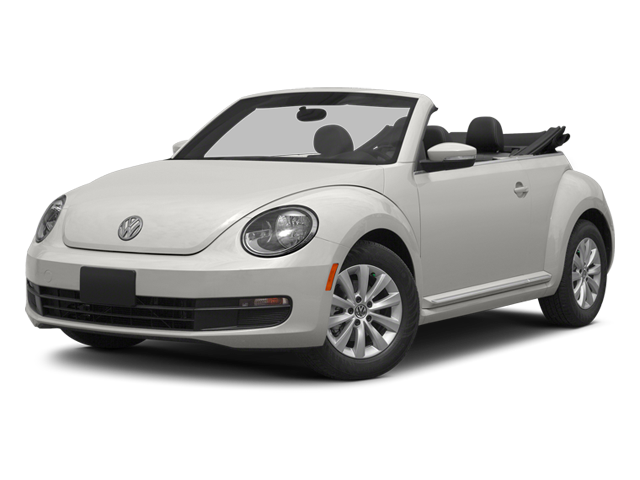 Certified Pre-Owned 2013 Volkswagen Beetle 2.0 TDI